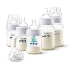 Philips Avent Zestaw butelek antykolkowych z nakładką AirFree™
