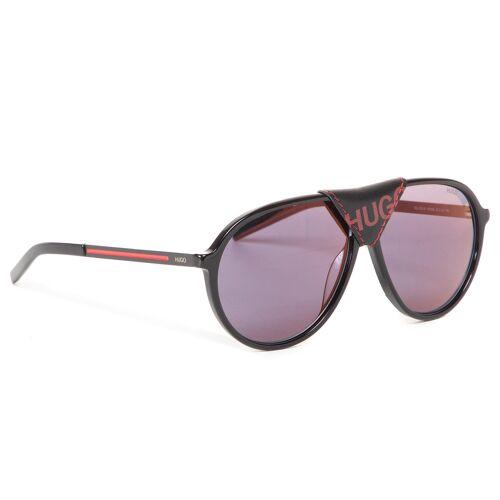 Okulary przeciwsłoneczne HUGO - 1091/S Black/Red
