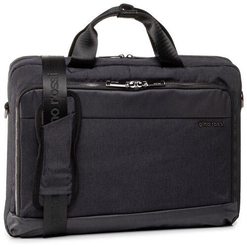 Torba na laptopa GINO ROSSI - BGM-S-077-11-04 Grey