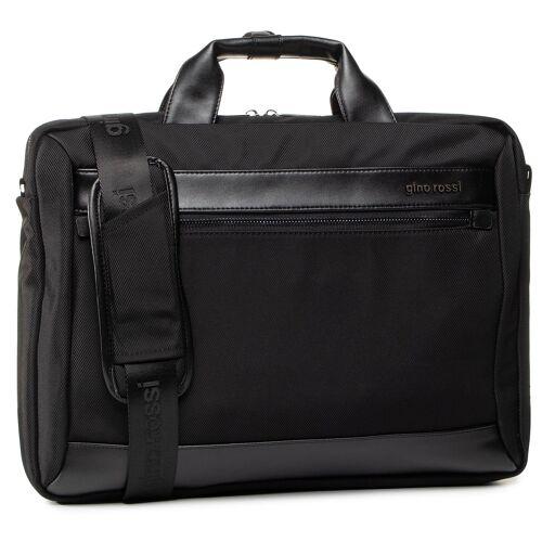 Torba na laptopa GINO ROSSI - BGM-S-080-10-04 Black