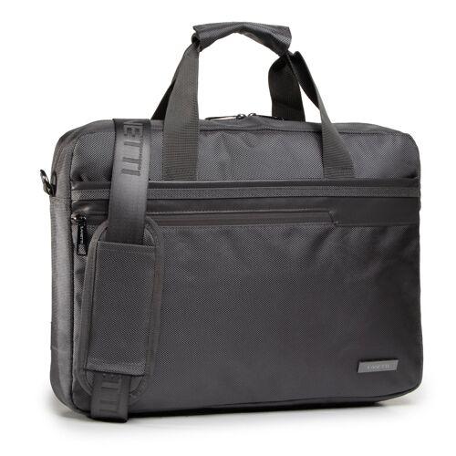 Torba na laptopa LANETTI - BMM-S-040-00-05 Grey