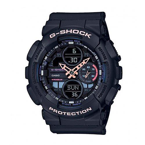 Zegarek G-SHOCK - GMA-S140-1AER Black