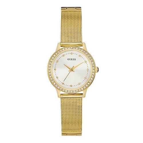 Guess Zegarek damski GUESS - Chelsea W0647L7  GOLD