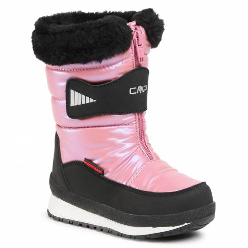 Śniegowce CMP - Baby Ehos Snow Boot Wp 30Q4602 Pastel Pink B316