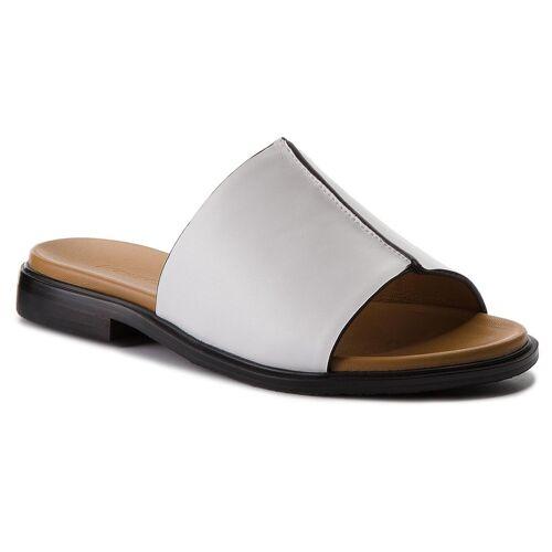 Klapki KAZAR - Fontana 32563-01-01 White