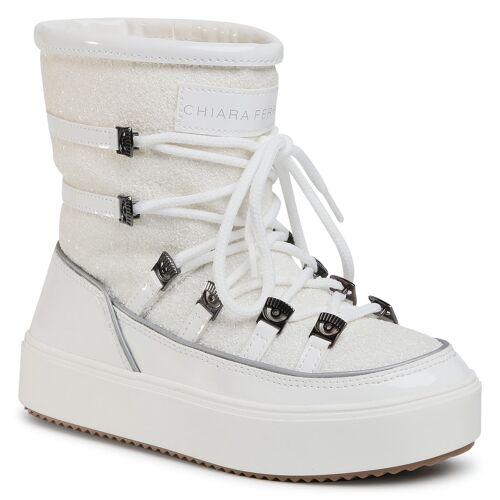 Buty CHIARA FERRAGNI - CF2546-009 White