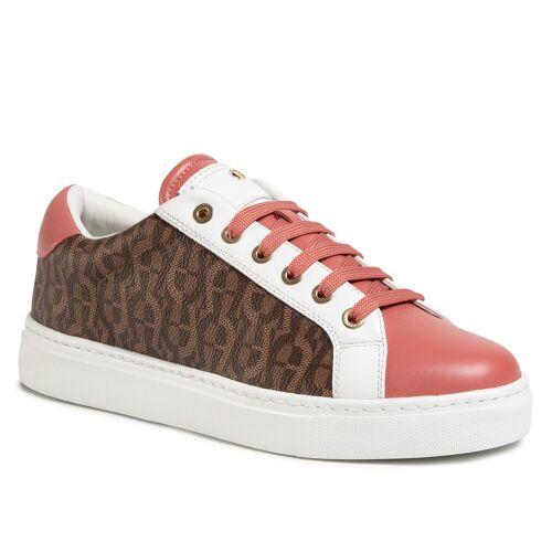 Sneakersy AIGNER - Diane 47B 1201170 Rose/Fango 299