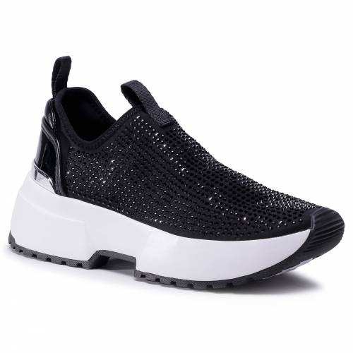 Sneakersy MICHAEL MICHAEL KORS - Cosmo Stretch Slip On 43F0CSFP7D Black