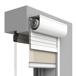 Sagio Roleta zewnętrzna elewacyjna, Z ekranem przeciwsłonecznym, Na wymiar, PREMIUM,