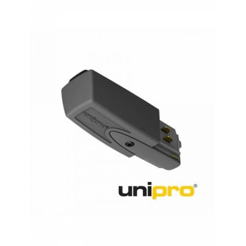 Aqform Końcówka Zasilająca (B) LU TRACK CU3BG-01 aluminium 1459222