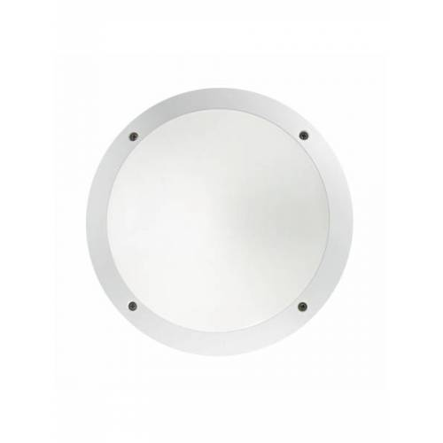 Ideal Lux Lampa zewnętrzna LUCIA-1 AP1 BIANCO