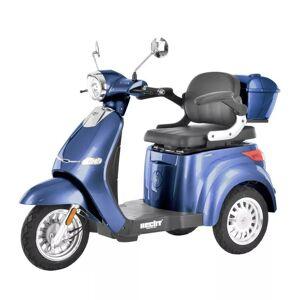 HECHT CZECHY HECHT CITIS MAX BLUE WÓZEK SKUTER ELEKTRYCZNY INWALIDZKI DLA SENIORA AKUMULATOROWY E-SKUTER MOTOR - OFICJALNY DYSTRYBUTOR -AUTORYZOWANY DEALER HECHT