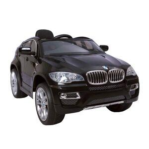 HECHT CZECHY HECHT BMW X6 BLACK SAMOCHÓD TERENOWY ELEKTRYCZNY AKUMULATOROWY AUTO JEŹDZIK POJAZD ZABAWKA DLA DZIECI + PILOT DYSTRYBUTOR - AUTORYZOWANY DEALER HECHT