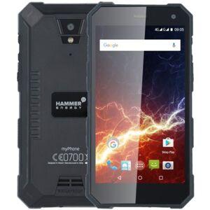 HAMMER Smartfon  Energy Czarny