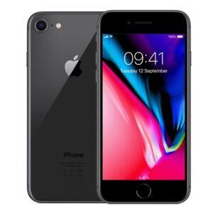 Apple Smartfon  iPhone 8 256GB Gwiezdna szarość