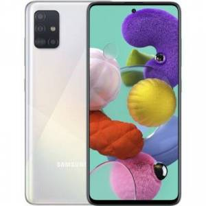 Samsung Smartfon  SM-A515 Galaxy A51 Biały