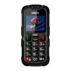 MAXCOM Telefon  MM910 Strong Heavy Duty Czarny