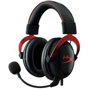 HYPERX Słuchawki  Cloud II Czerwony