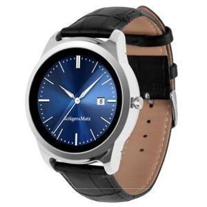 Krüger&Matz Smartwatch KRUGER&MATZ Style 2 Srebrny