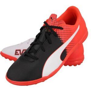 Puma Buty  EvoSpeed 5.5 TT 103630-03 (rozmiar 37) Biało-czarno-czerwony