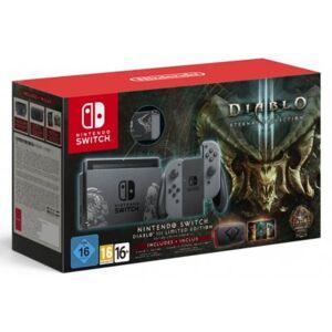 Nintendo Konsola  Switch Diablo III Edycja limitowana