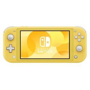 Nintendo Konsola  Switch Lite Żółty