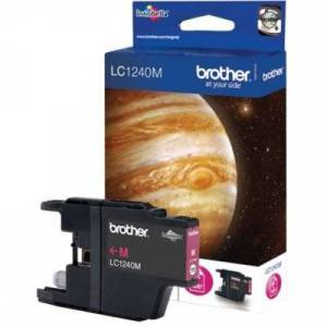 Brother Tusz  LC-1240M Magenta