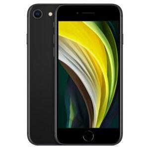 Apple Smartfon APPLE iPhone SE 2020 256GB Czarny