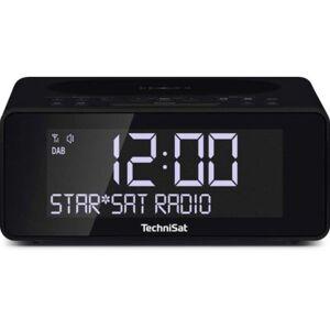 TechniSat Radiobudzik  Digitradio 52 Czarny