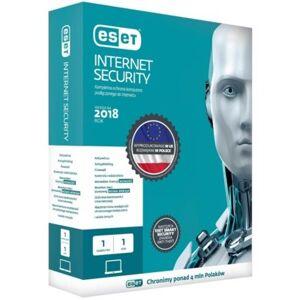ESET Program  Internet Security (1 stan. 24 mies.)