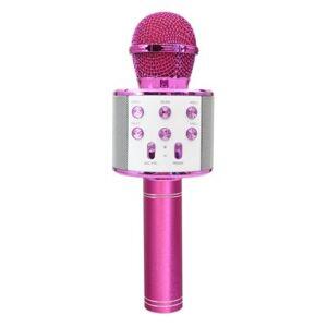 FOREVER Mikrofon FOREVER BMS-300 Różowy