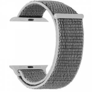 TOPP Pasek TOPP do Apple Watch (42/44mm) Jasnoszary