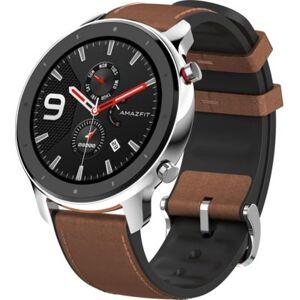 AMAZFIT Smartwatch AMAZFIT GTR 47mm Stalowy