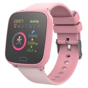 FOREVER Smartwatch FOREVER iGO JW-100 Różowy