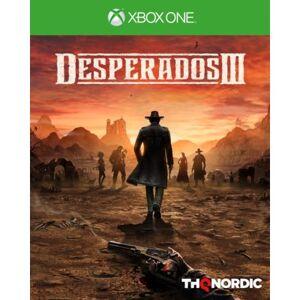 KOCH_MEDIA Gra XBOXONE Desperados III