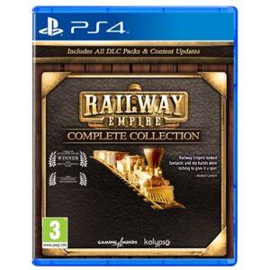 KOCH_MEDIA Railway Empire - Complete Collection Gra PS4