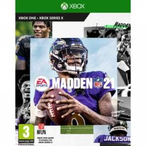 Electronic Arts Madden NFL 21 Gra XBOX ONE