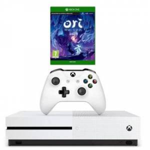 Microsoft Konsola MICROSOFT Xbox One S 1TB + Gra Ori and the Will of the Wisps