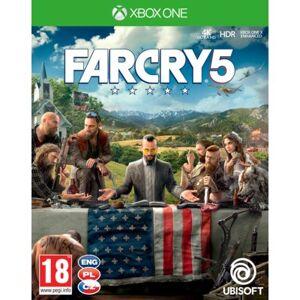 Gry Far Cry 5 Gra XBOX ONE