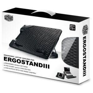 Cooler Master Podstawka chłodząca  do laptopa 17 cali Notepal Ergostand III