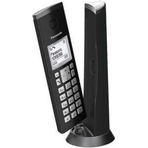 Panasonic Telefon PANASONIC KX-TGK210 Dect Czarny