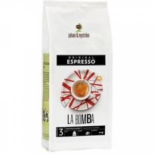 JOHAN & NYSTRÖM Kawa ziarnista JOHAN & NYSTRÖM Espresso La Bomba 500g