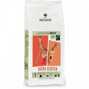 JOHAN & NYSTRÖM Kawa ziarnista JOHAN & NYSTRÖM Buena Vista Fairtrade 500g