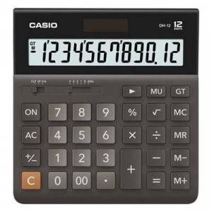 Casio Kalkulator CASIO DH-12BK-S