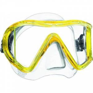 MARES Maska do nurkowania MARES i3 Żółty
