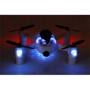 HUBSAN Dron  H107D+ Biały