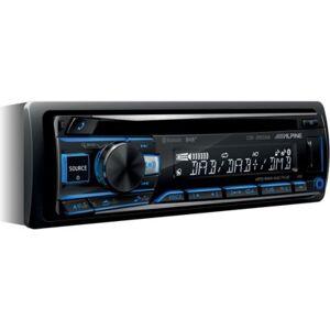 Alpine Radio samochodowe  CDE-205DAB