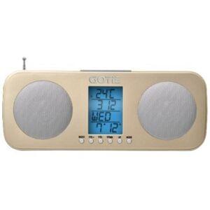 GOTIE Radiobudzik  GRA-200Z