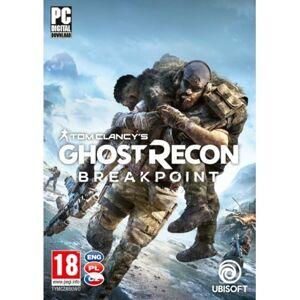 UBISOFT Tom Clancy's Ghost Recon Breakpoint Gra PC