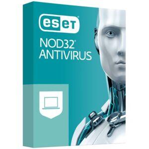 ESET Program  Nod32 Antivirus 1PC/12M Box